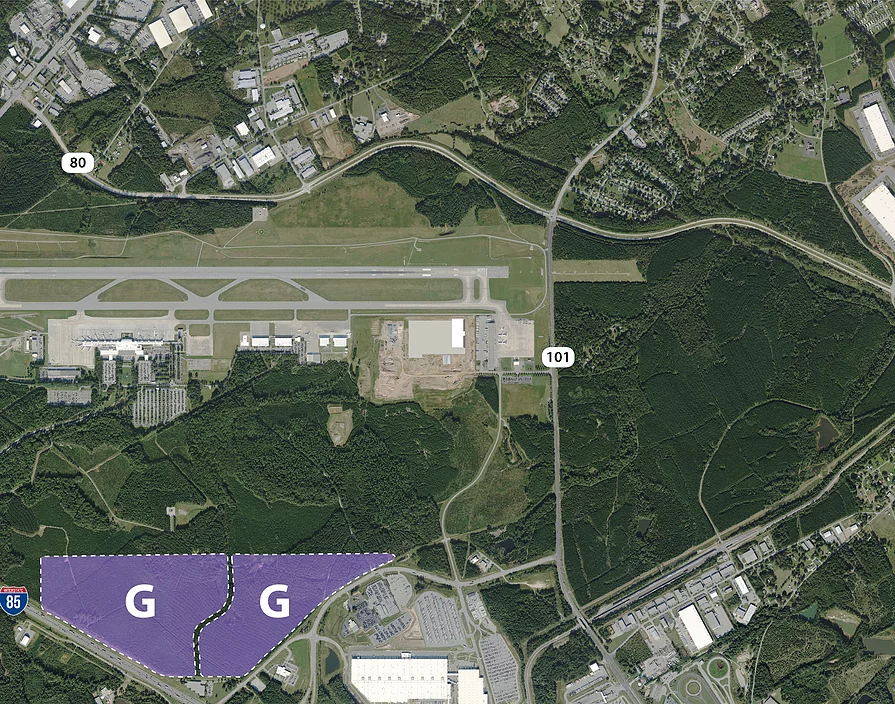 Tract G Map